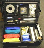 CBRE Hard Case Sampling Kit