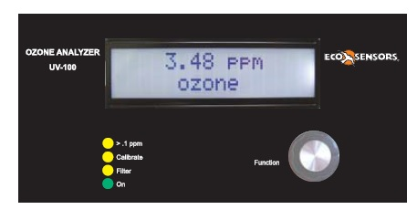 UV Ozone Analyzer