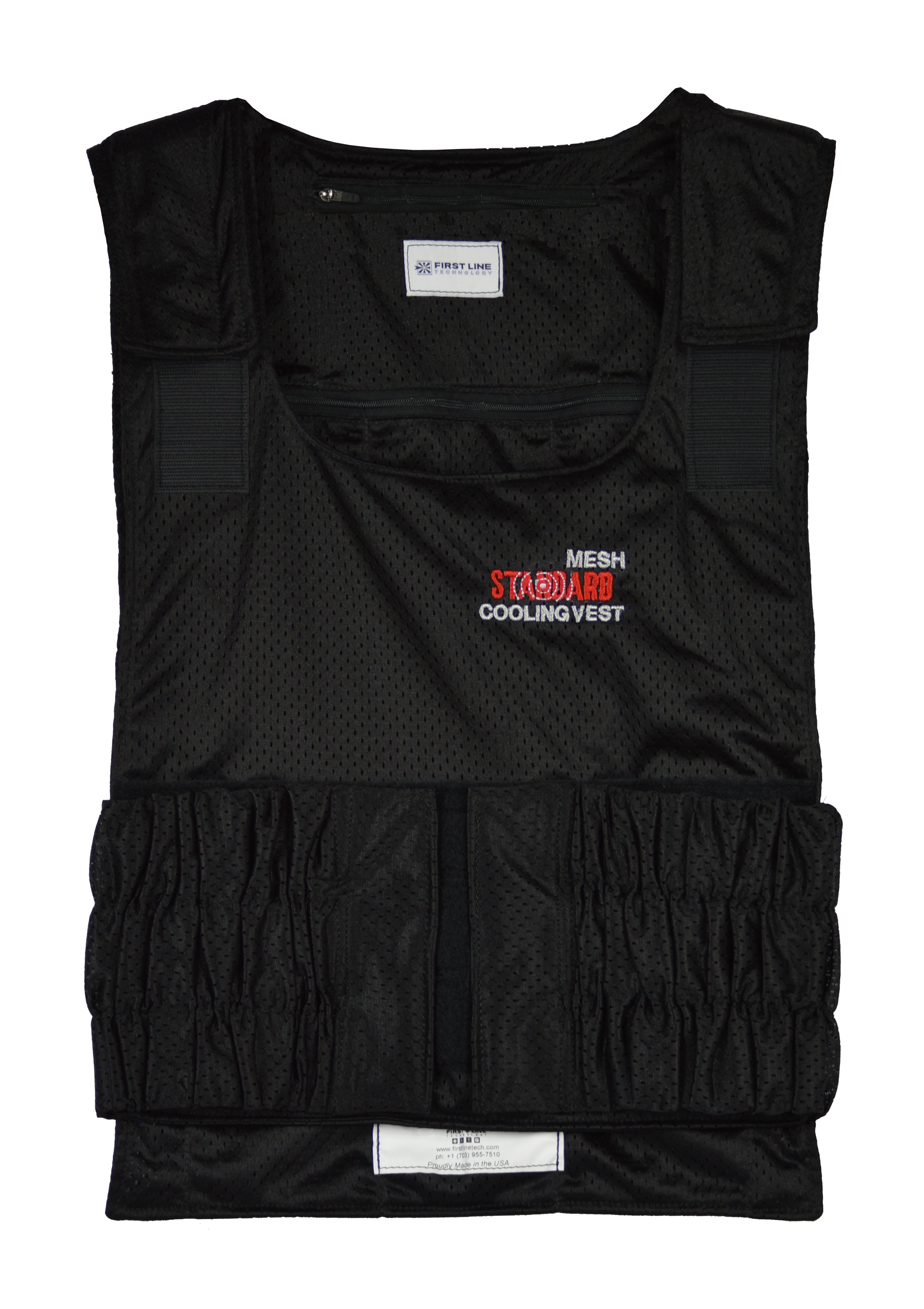 Standard Mesh Cooling Vest with PhaseCore 28