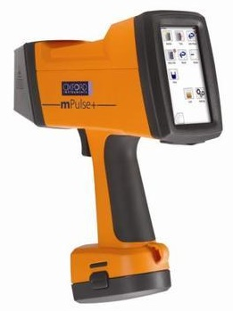 Handheld LIBS Analyzer for Metal Alloys