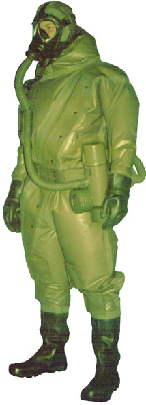 ABC-92 NBC-Protective Suit with Air Distribution System